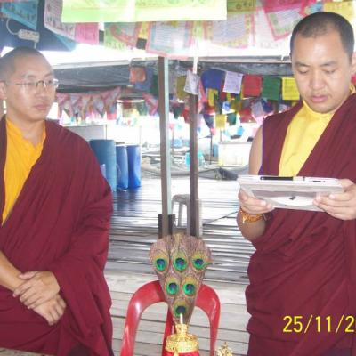 Animal Liberation 25 Nov 13 Led by Dupsing Rinpoche
